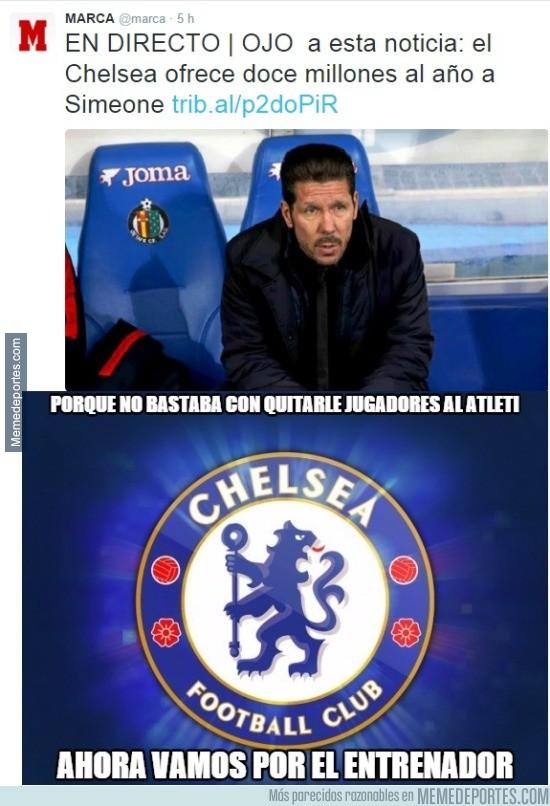 804129 - El mercado del Chelsea depende del Atlético