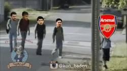 Enlace a GIF: La MSN y Luis Enrique ya van a por el Arsenal