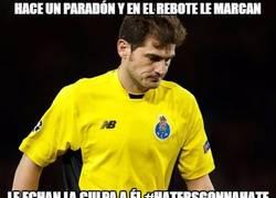 Enlace a Los haters siempre al acecho de Casillas