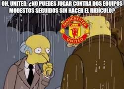 Enlace a Totalmente hundido el United...