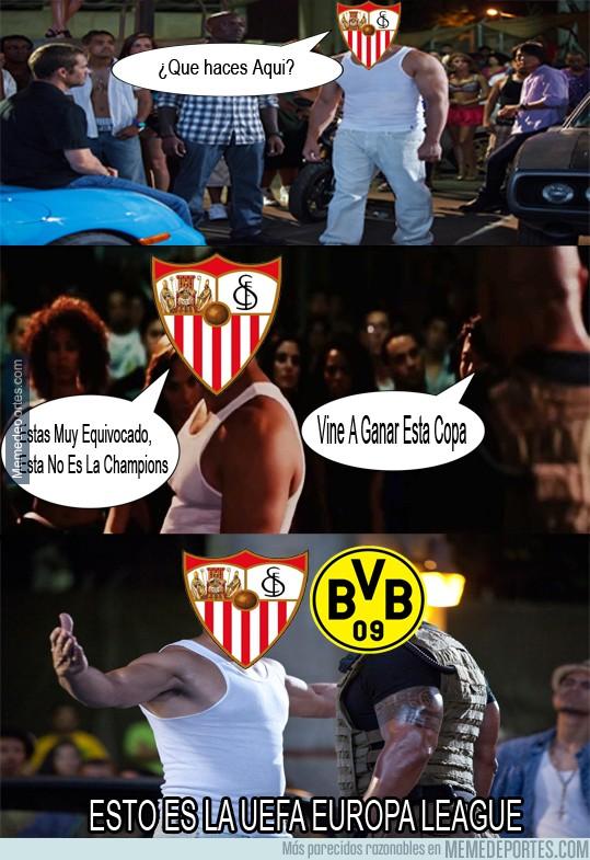 806023 - Esto es la Europa League