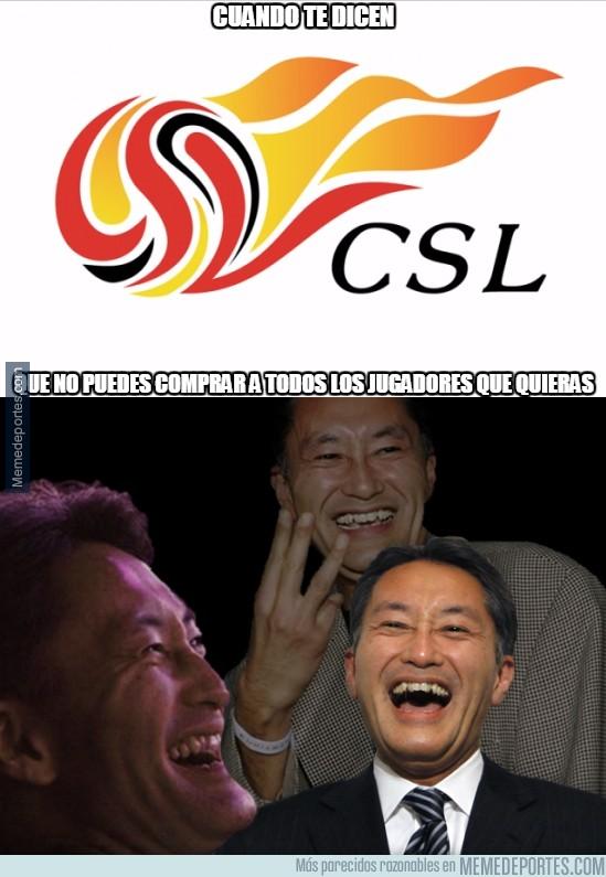 806136 - La Liga China se está llevando a todos