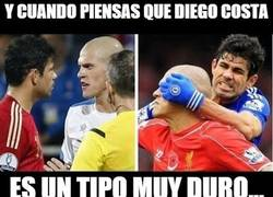 Enlace a Diego Costa no es tan duro como lo pintan
