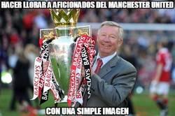 Enlace a Hacer llorar a aficionados del Manchester United