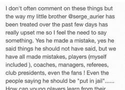 Enlace a El mensaje con el que Drogba defiende a Aurier