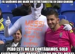 Enlace a Messi tiene visita en Gran Canaria