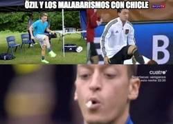 Enlace a Özil y su magia