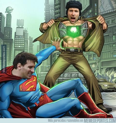 808333 - Messi se enfrenta a su kryptonita en 15 minutos. ¿Qué pasará?