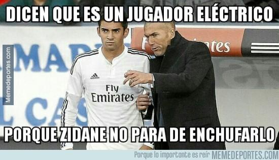 809238 - Enzo Zidane entrena con el primer equipo