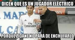 Enlace a Enzo Zidane entrena con el primer equipo