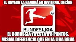 Enlace a El Bayern ganará la Bundesliga en invierno, decían
