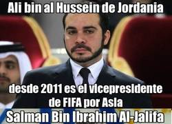 Enlace a Estos son los candidatos para la presidencia de la FIFA. Las elecciones son hoy