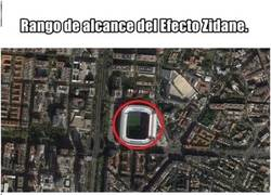 Enlace a El efecto Zidane también desaparece en el Bernabéu