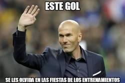 Enlace a Zidane tiene el remedio para superar el gol de Griezmann