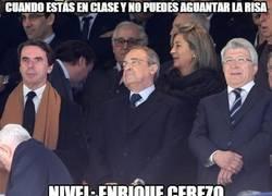 Enlace a La alegría de Enrique Cerezo