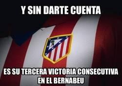 Enlace a Histórico lo del Atleti en el Bernabéu