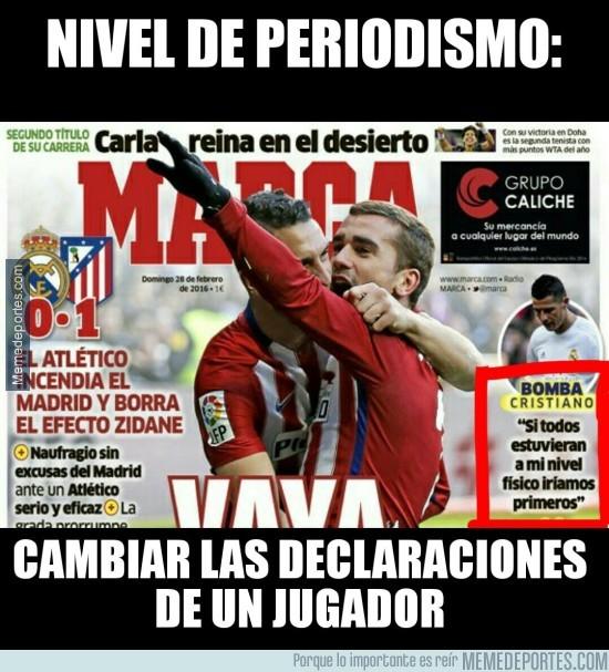 811664 - Periodismo nivel Marca....
