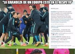 Enlace a ¡Vaya zasca de Alves a Cristiano en Instagram!
