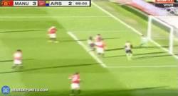 Enlace a GIF: Vuelve a descontar el Arsenal con gol de Özil ¡Menudo PAR-TI-DA-ZO!