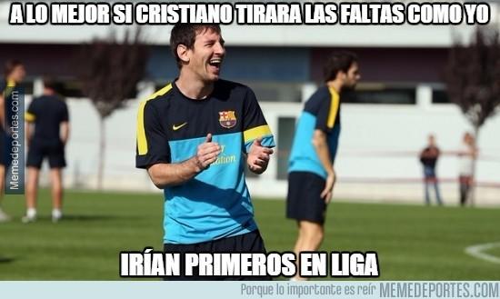 812609 - Messi también opina sobre La Liga