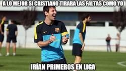 Enlace a Messi también opina sobre La Liga
