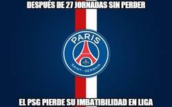 Enlace a 28 de febrero de 2016. Se terminó para el PSG...