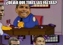 Enlace a Cristiano hace caso a Bale... a su manera