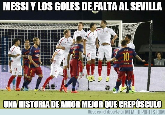 812824 - Messi y los goles de falta al Sevilla