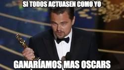 Enlace a Si todos actuasen como yo, ganaríamos más Oscars
