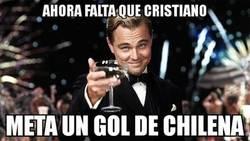 Enlace a No nos decepciones Cristiano...