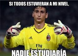 Enlace a Donnarumma rules