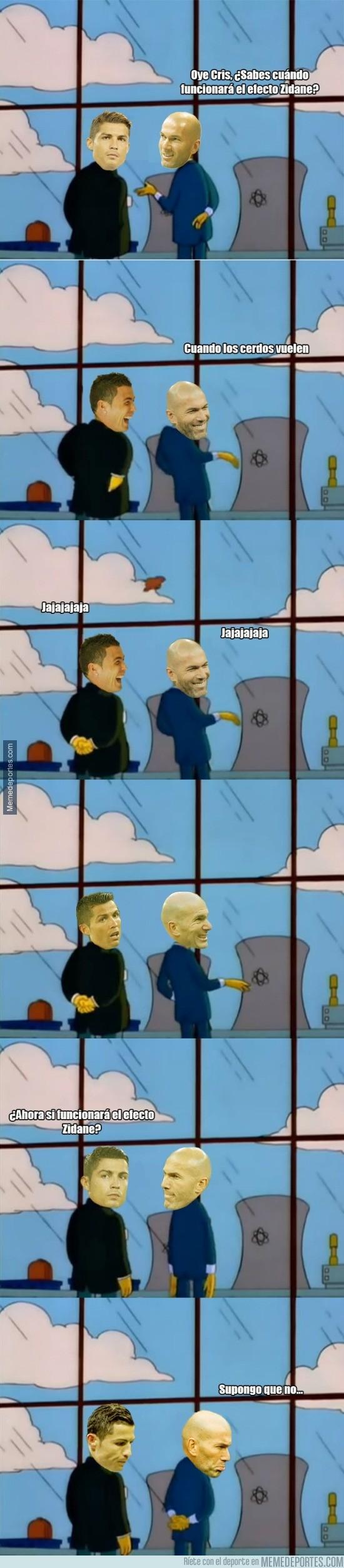 813253 - El efecto Zidane
