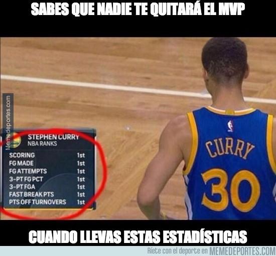 813315 - El MVP de Curry