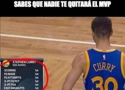 Enlace a El MVP de Curry