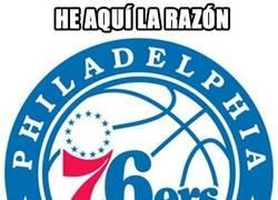 Enlace a 76ers, la vergüenza de la NBA