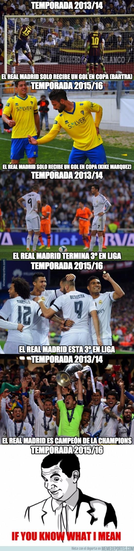 813721 - Según esto, los planetas se han alineado y el Madrid alberga esperanzas en Champions