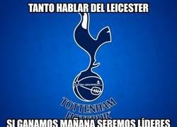 Enlace a El Tottenham en silencio puede dar la sorpresa
