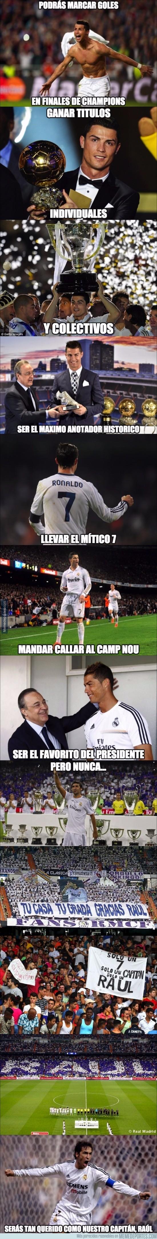 814607 - Hay una cosa muy diferente entre jugar en el Madrid y ser Madridista