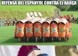 Enlace a Hay dos tipos de defensa del Espanyol