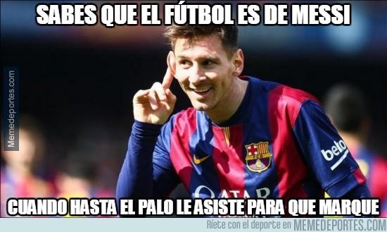 814983 - Todos quieren que marque Messi