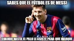 Enlace a Todos quieren que marque Messi
