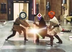 Enlace a Así está siendo la lucha por la plaza Champions en la Seria A