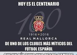 Enlace a El 5 de marzo de 1916 nació uno de los mejores equipos de España. ¡Felicidades Real Mallorca!