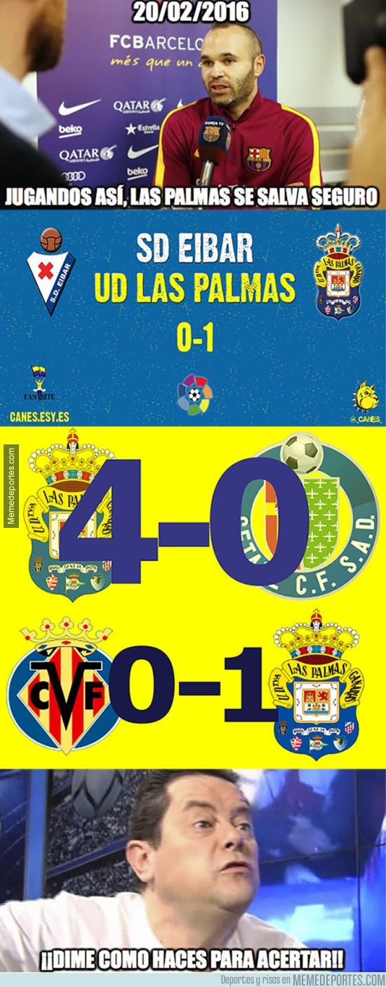 816276 - Iniesta es un vidente de 10