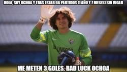 Enlace a La mala suerte de Ochoa