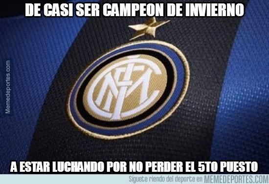 816516 - El bajón tremendo del Inter