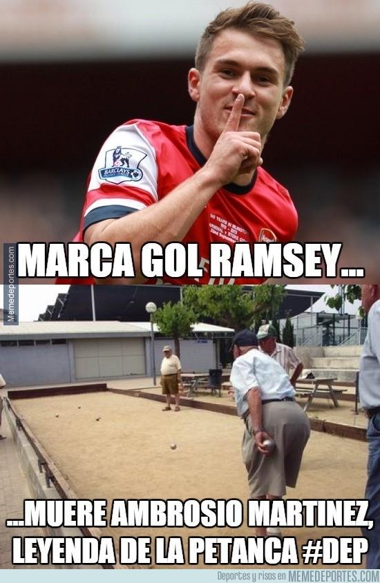 816540 - La maldición de Ramsey se lleva a un grande