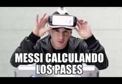 Enlace a Lo de Messi no es normal