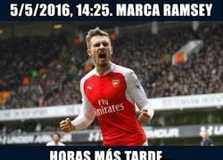 Enlace a Se nos va de las manos la maldición de Ramsey