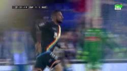 Enlace a GIF: ¡Golazo de Bebé para el empate del Rayo ante el Espanyol!